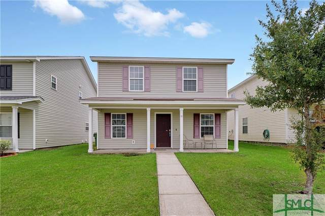 18 Fiore Drive, Savannah, GA 31419 (MLS #224389) :: Keller Williams Coastal Area Partners