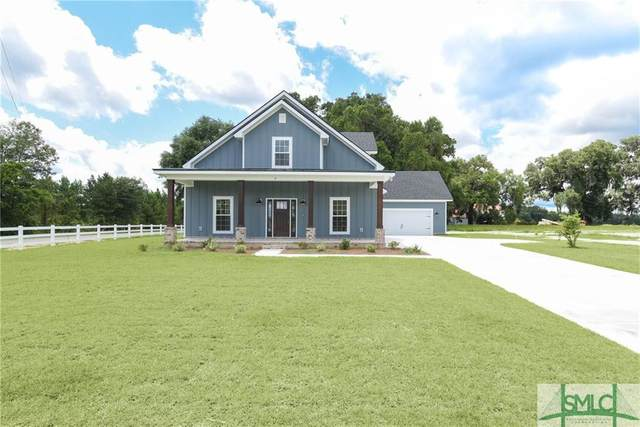 9 Palmer Place Lane NE, Ludowici, GA 31316 (MLS #224394) :: The Sheila Doney Team