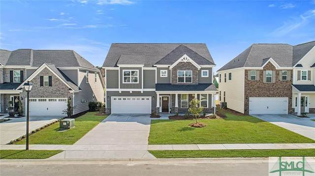 206 Mcqueen Drive, Pooler, GA 31322 (MLS #224400) :: Keller Williams Coastal Area Partners