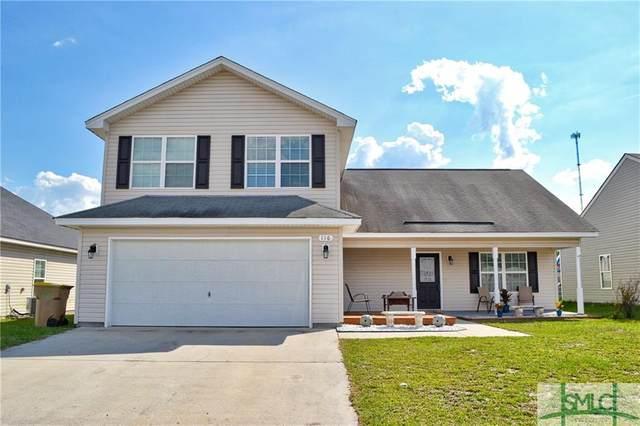 116 Windstream Street, Guyton, GA 31312 (MLS #224426) :: Robin Lance Realty