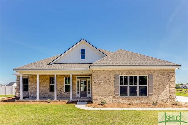 532 Braves Field Drive, Guyton, GA 31312 (MLS #224438) :: Coastal Homes of Georgia, LLC