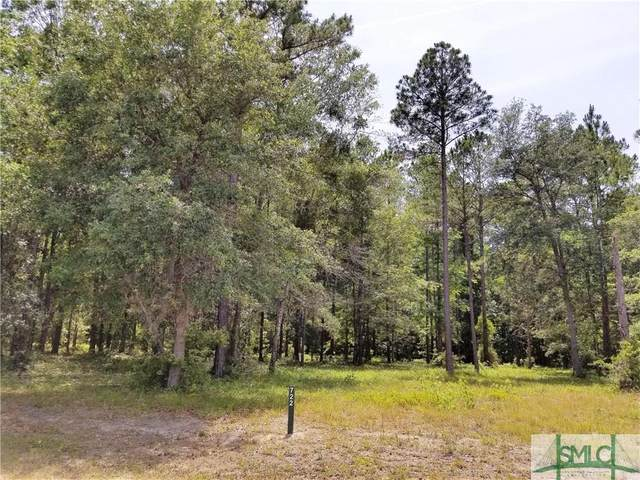 LOT 722 Cooper's Point, Townsend, GA 31331 (MLS #224477) :: Keller Williams Coastal Area Partners