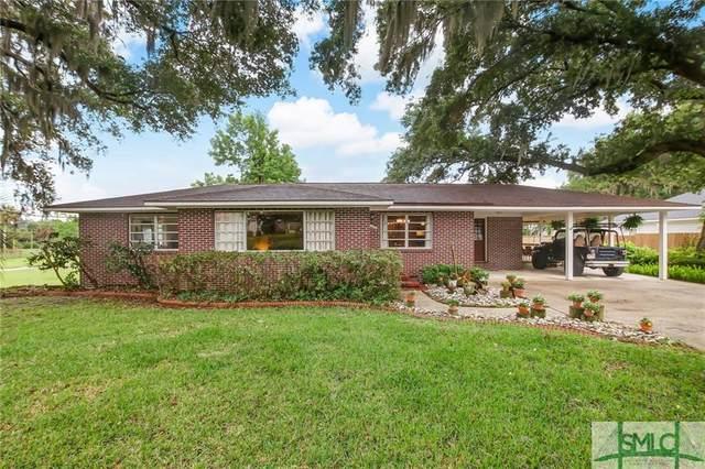 605 Rivers End Drive, Savannah, GA 31406 (MLS #224497) :: Liza DiMarco