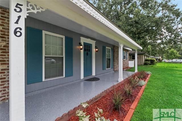 516 Woodley Road, Savannah, GA 31419 (MLS #224571) :: Bocook Realty