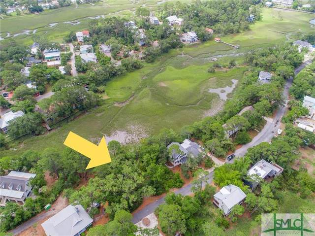 13 B Eagles Nest Drive, Tybee Island, GA 31328 (MLS #224596) :: RE/MAX All American Realty