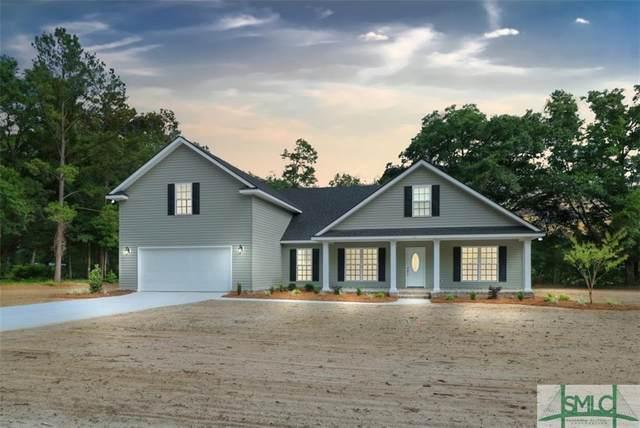 101 Cameron Oaks Drive, Guyton, GA 31312 (MLS #224608) :: Keller Williams Coastal Area Partners