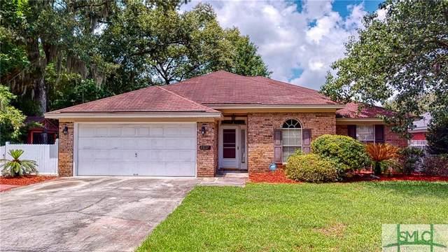 8837 Old Montgomery Road, Savannah, GA 31406 (MLS #224701) :: Level Ten Real Estate Group