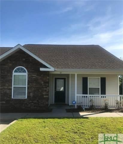401 Barry Mccaffrey Boulevard G1, Hinesville, GA 31313 (MLS #224756) :: Robin Lance Realty