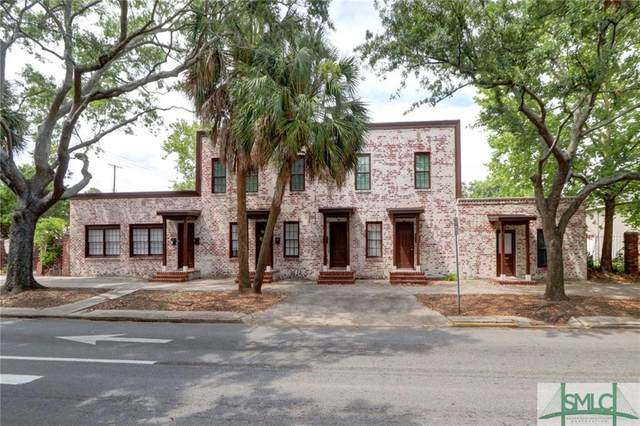 510 E Liberty Street, Savannah, GA 31401 (MLS #224771) :: The Arlow Real Estate Group