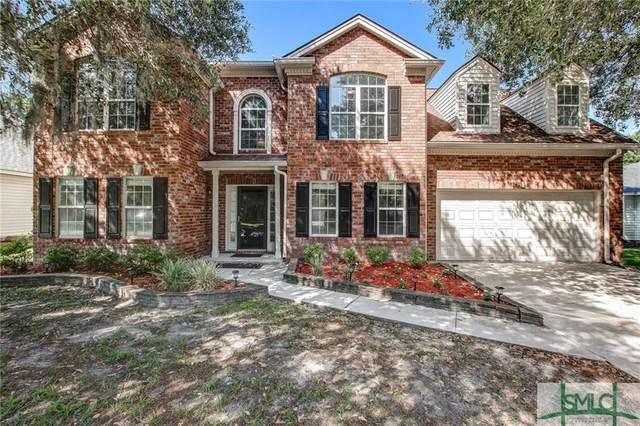 125 Mary Musgrove Drive, Savannah, GA 31410 (MLS #224806) :: The Arlow Real Estate Group