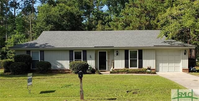 2 Rivers Bend Drive, Savannah, GA 31406 (MLS #224827) :: Bocook Realty