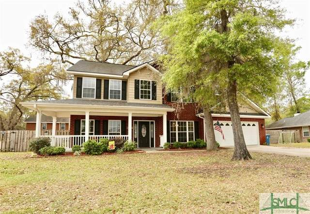 35 Archibald Way, Midway, GA 31320 (MLS #224834) :: Glenn Jones Group | Coldwell Banker Access Realty