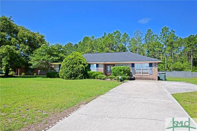 1476 Paul Caswell Boulevard, Hinesville, GA 31313 (MLS #224839) :: Keller Williams Coastal Area Partners