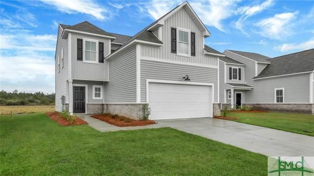219 Parkside Boulevard, Port Wentworth, GA 31407 (MLS #224868) :: Coastal Homes of Georgia, LLC
