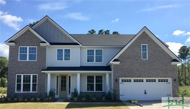 457 Highland Circle, Richmond Hill, GA 31324 (MLS #225942) :: Level Ten Real Estate Group