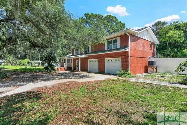 2106 Walthour Road, Savannah, GA 31410 (MLS #225965) :: Glenn Jones Group | Coldwell Banker Access Realty