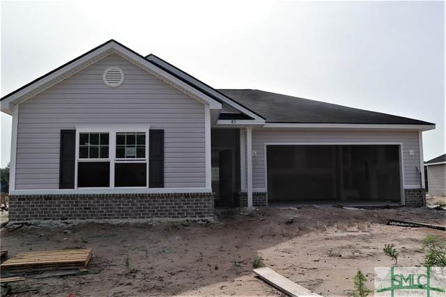 83 Morningside Drive, Hinesville, GA 31313 (MLS #225990) :: The Arlow Real Estate Group