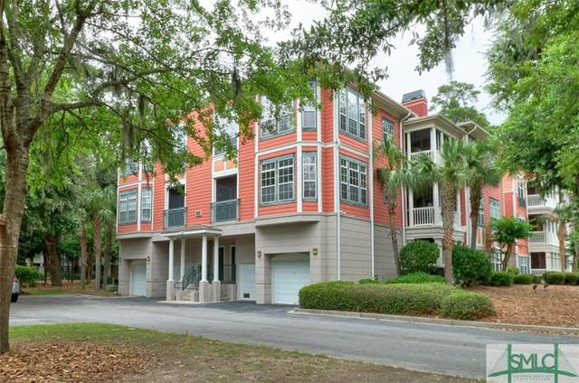 1112 Whitemarsh Way #1112, Savannah, GA 31410 (MLS #226007) :: Liza DiMarco