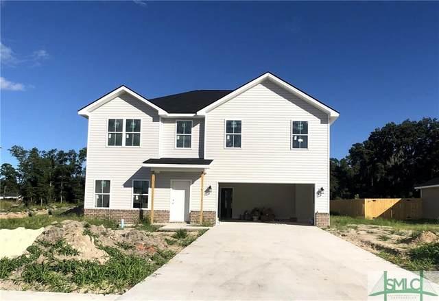 118 Allen Rawls Way, Ludowici, GA 31316 (MLS #226019) :: The Arlow Real Estate Group