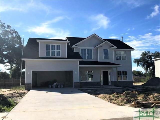 67 Allen Rawls Way SE, Ludowici, GA 31313 (MLS #226026) :: The Arlow Real Estate Group