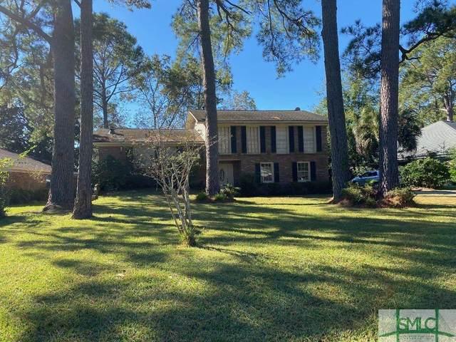 386 Hunt Drive, Savannah, GA 31406 (MLS #226443) :: Bocook Realty