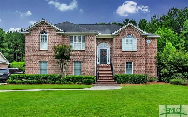 706 Southbridge Boulevard, Savannah, GA 31405 (MLS #226454) :: Coastal Savannah Homes