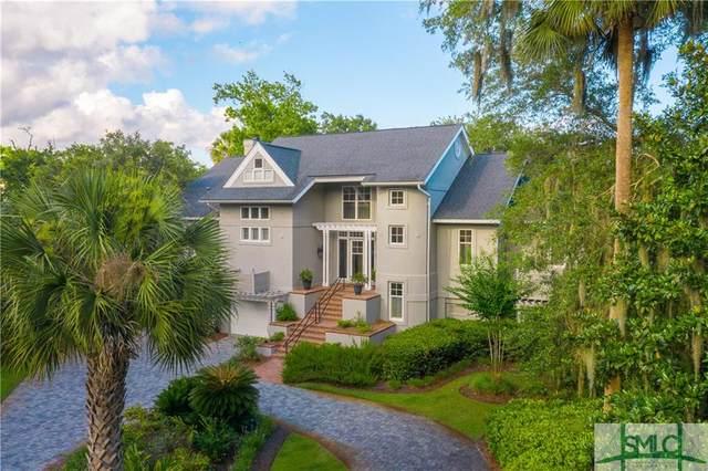 6 Marsh Elder Lane, Savannah, GA 31411 (MLS #226458) :: Bocook Realty