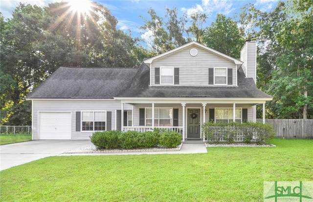 7 Rice Gate Drive, Richmond Hill, GA 31324 (MLS #226641) :: Keller Williams Coastal Area Partners