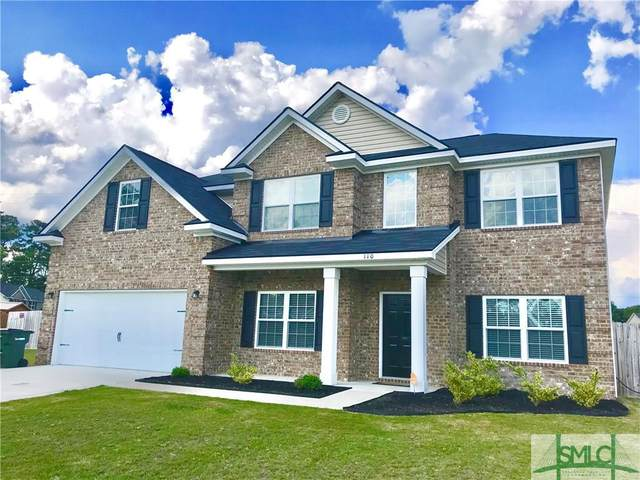 110 NE Red Rock Court, Ludowici, GA 31316 (MLS #226648) :: Team Kristin Brown | Keller Williams Coastal Area Partners