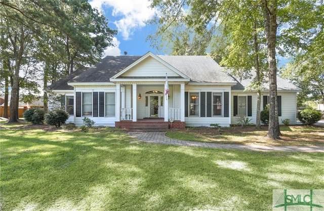 103 Wild Turkey Lane, Pooler, GA 31322 (MLS #226657) :: The Arlow Real Estate Group