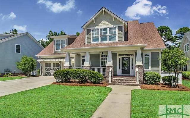 114 Tupelo Street, Pooler, GA 31322 (MLS #226800) :: Keller Williams Coastal Area Partners