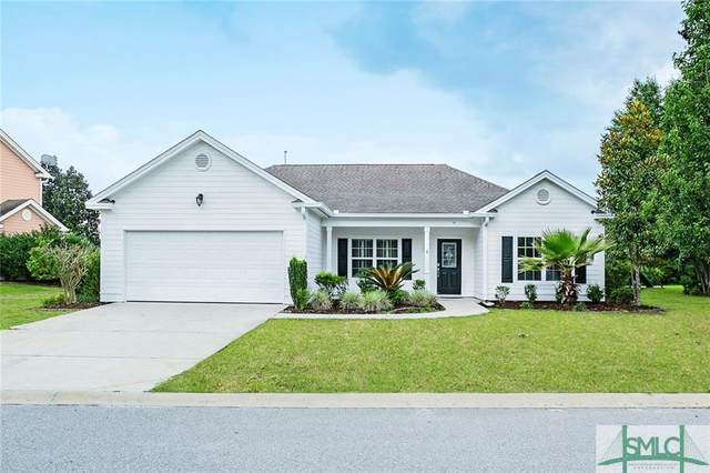 18 Station Loop, Bluffton, SC 29910 (MLS #226837) :: Heather Murphy Real Estate Group