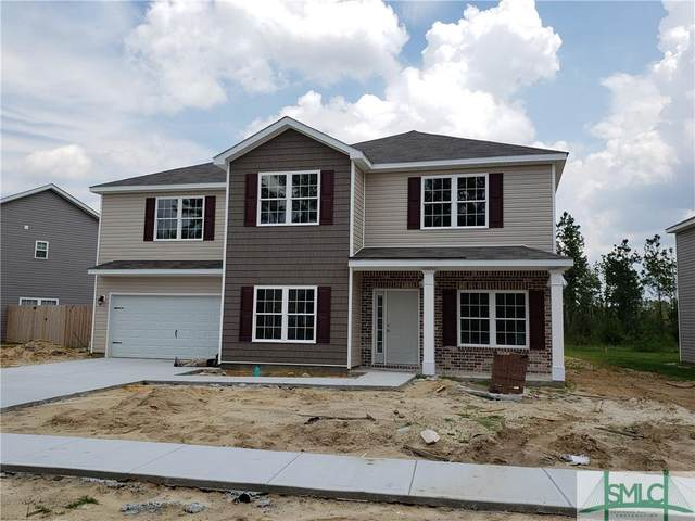 372 Coconut Drive, Bloomingdale, GA 31302 (MLS #226872) :: Partin Real Estate Team at Luxe Real Estate Services