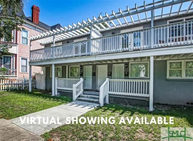 414 E Park Avenue D, Savannah, GA 31401 (MLS #226952) :: The Arlow Real Estate Group