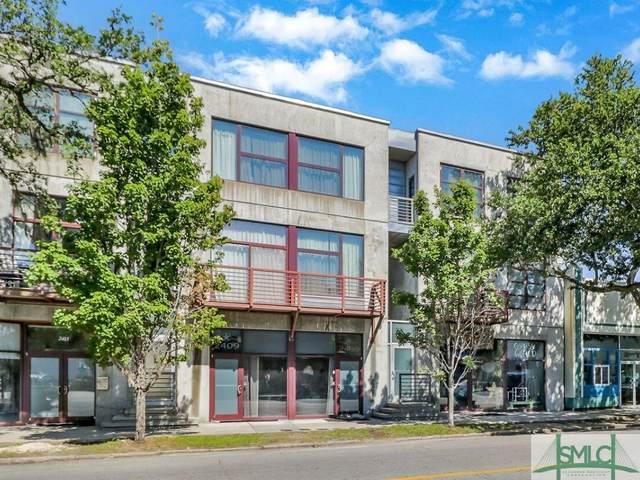 2411 Bull Street C, Savannah, GA 31401 (MLS #226969) :: The Arlow Real Estate Group