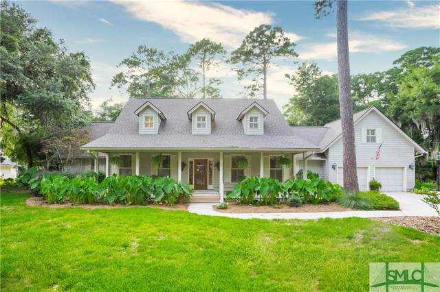 4 Blackgum Lane, Savannah, GA 31411 (MLS #226986) :: Keller Williams Coastal Area Partners