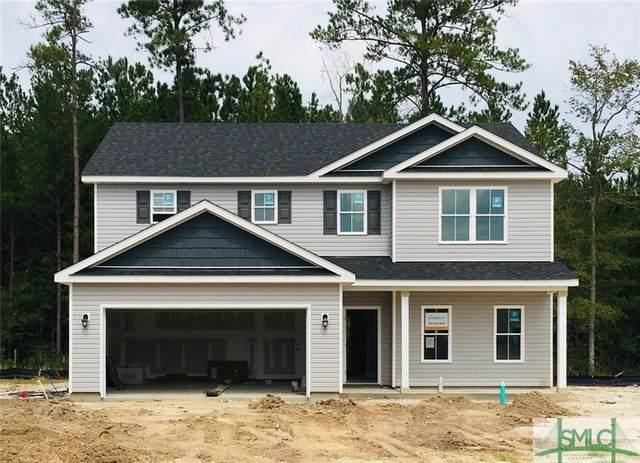 101 William Court, Springfield, GA 31329 (MLS #227026) :: Coastal Savannah Homes