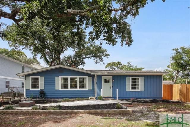 1003 Laurel Avenue, Tybee Island, GA 31328 (MLS #227070) :: Teresa Cowart Team
