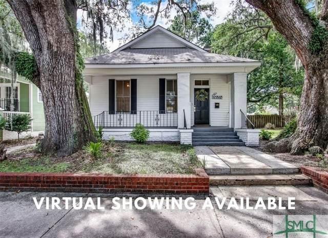 3403 Bull Street, Savannah, GA 31405 (MLS #227088) :: Keller Williams Realty-CAP