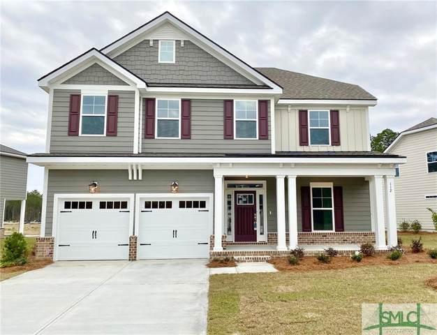 112 Wexford Drive, Richmond Hill, GA 31324 (MLS #227119) :: Savannah Real Estate Experts