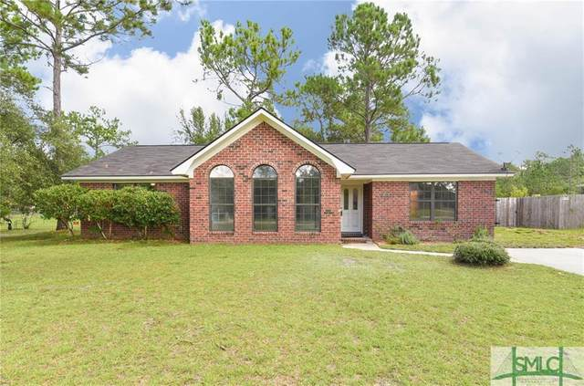 311 Kevin Road, Hinesville, GA 31313 (MLS #227161) :: Partin Real Estate Team at Luxe Real Estate Services