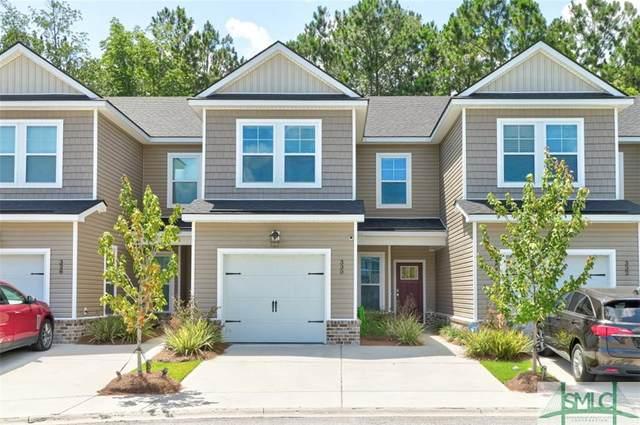 330 Sonoma Drive, Pooler, GA 31322 (MLS #227184) :: Level Ten Real Estate Group