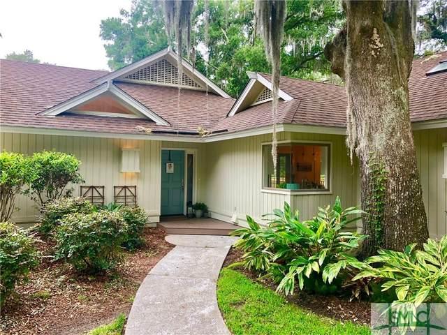 8 Bowline Court, Savannah, GA 31411 (MLS #227199) :: Coastal Savannah Homes