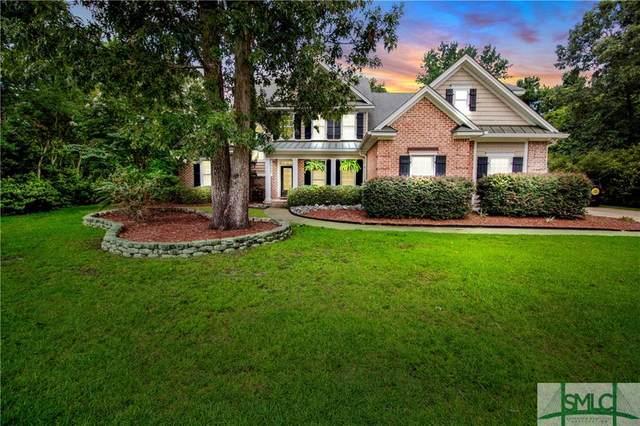 15 Chastain Circle, Richmond Hill, GA 31324 (MLS #227223) :: Keller Williams Coastal Area Partners
