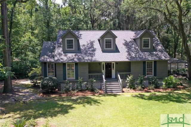 86 Schley Avenue, Savannah, GA 31419 (MLS #227225) :: Heather Murphy Real Estate Group