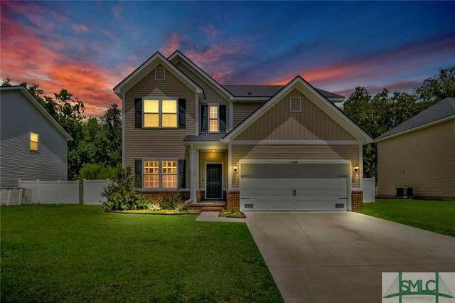 1268 Peacock Trail, Hinesville, GA 31313 (MLS #227293) :: Heather Murphy Real Estate Group