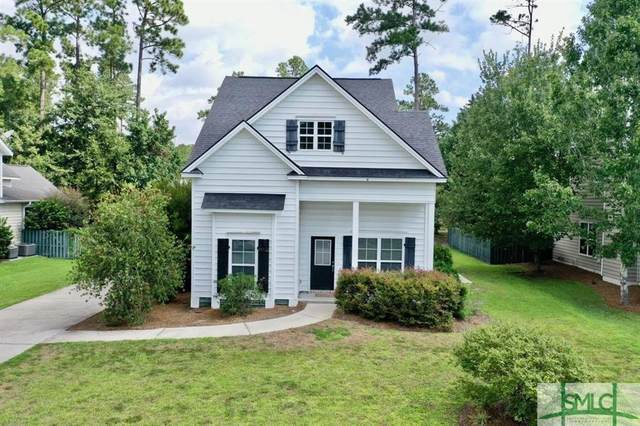 25 Bark Branch Road, Richmond Hill, GA 31324 (MLS #227305) :: Teresa Cowart Team
