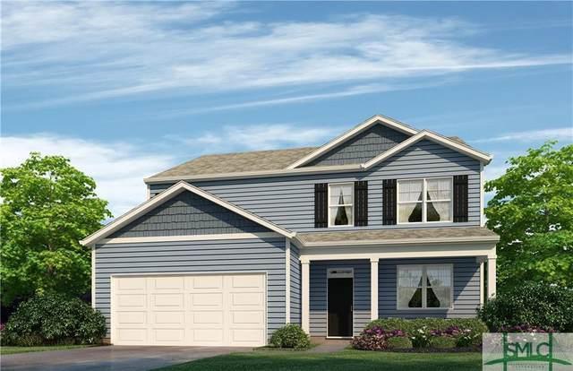 406 Hogan Drive, Richmond Hill, GA 31324 (MLS #227340) :: Partin Real Estate Team at Luxe Real Estate Services