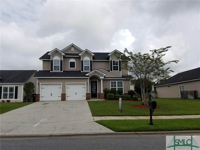 63 Chapel Lake N, Savannah, GA 31419 (MLS #228379) :: Heather Murphy Real Estate Group