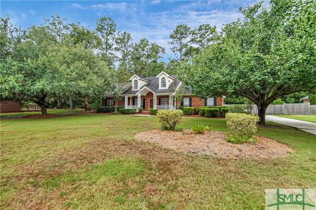 352 Harbour Lane, Richmond Hill, GA 31324 (MLS #228400) :: Keller Williams Realty-CAP